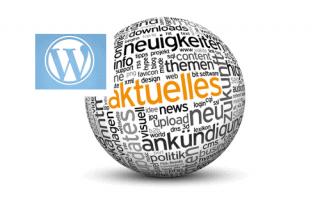 Wordpress-aktuelles