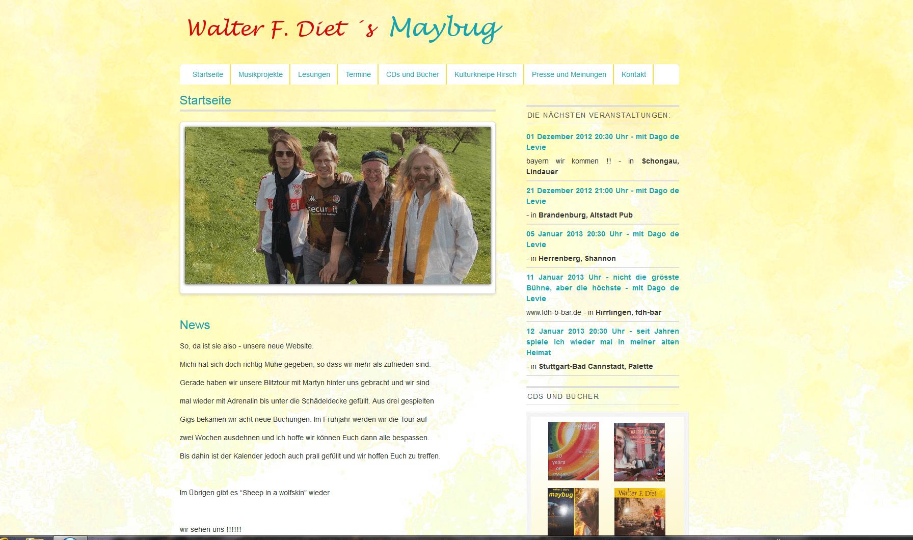 www.maybug.de