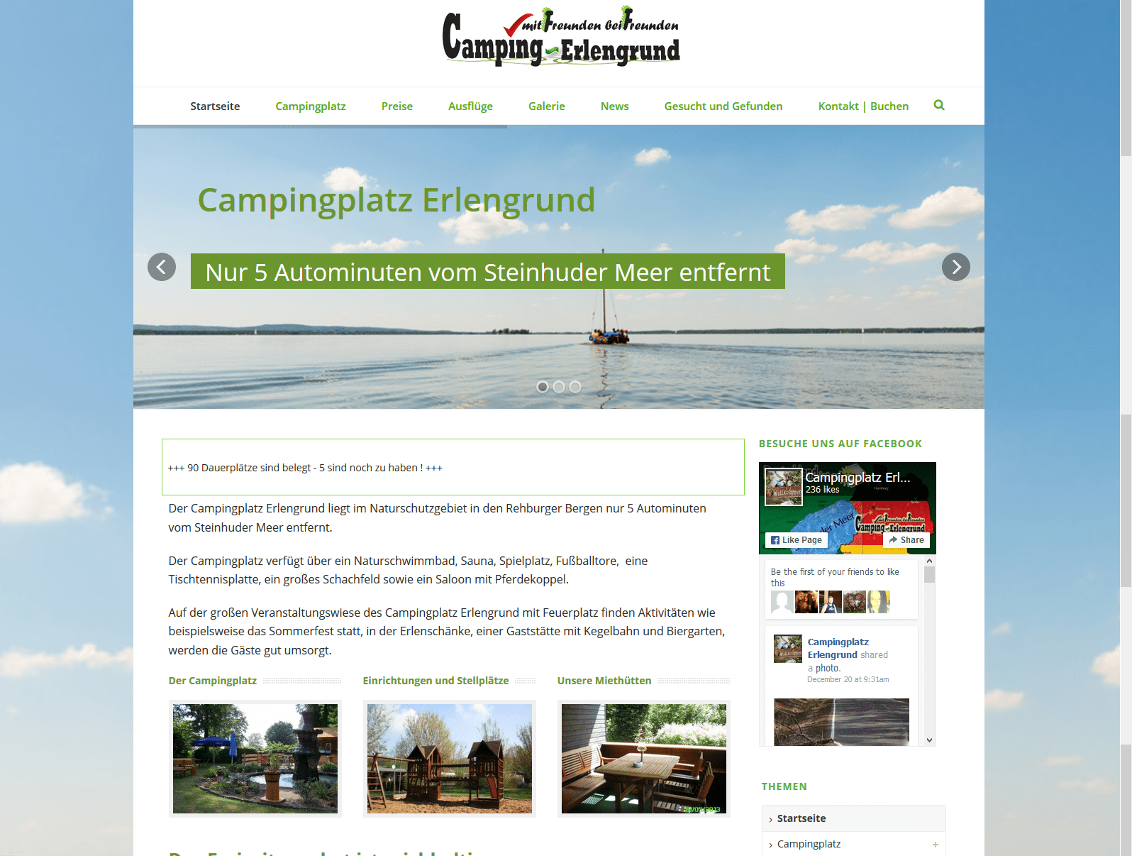 Camping-Erlengrund