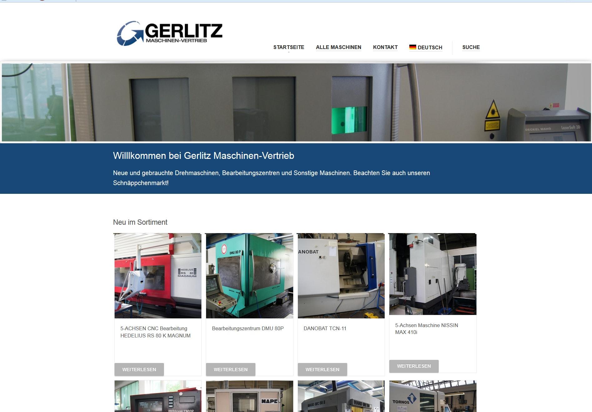 Gerlitz-Maschinen