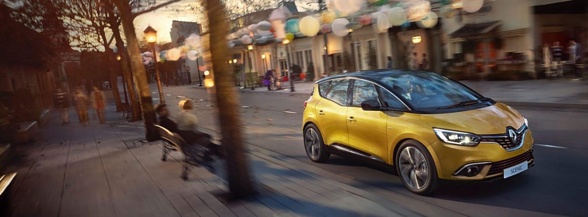Beisswänger Reutlingen - Renault und Dacia - Tag der offenen Tür am 15.10.2016 -der neue Scenic ist da