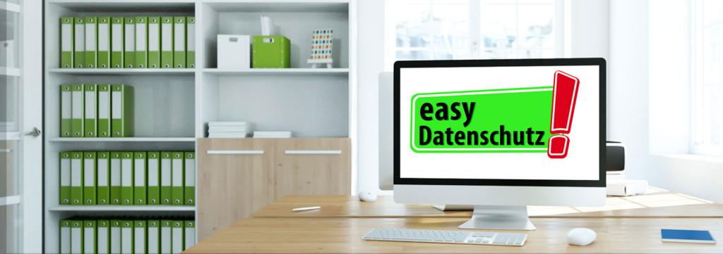 easy Datenschutz für Unternehmen