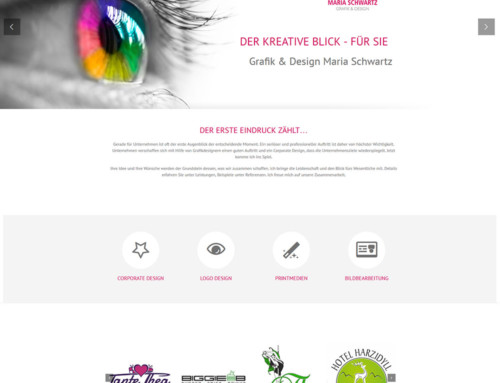 Maria Schwartz Grafik Design