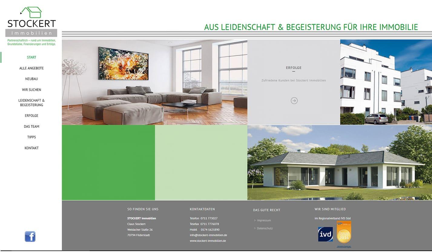 Stockert-Immobilien-Startseite