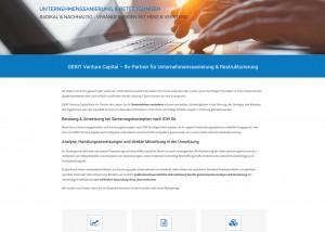 Gerit-VC Gerit Venture Capital Unternehmenssanierung & Restrukturierung