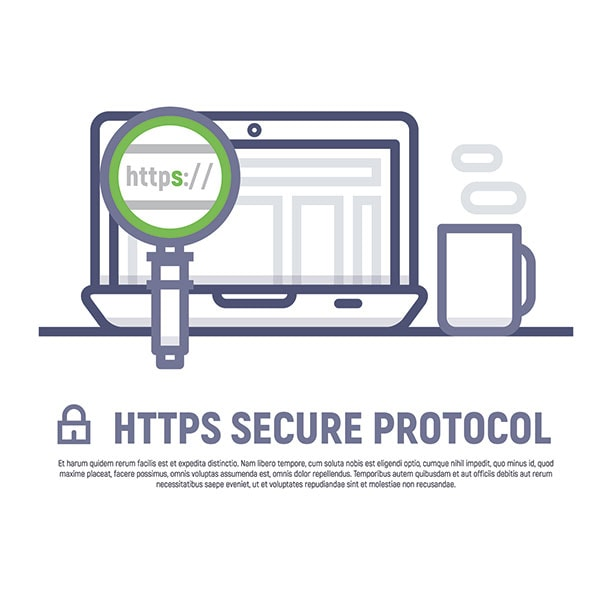 DSGVO - Teil 2 - SSL - web by michi