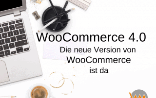 WooCommerce Update 4.0